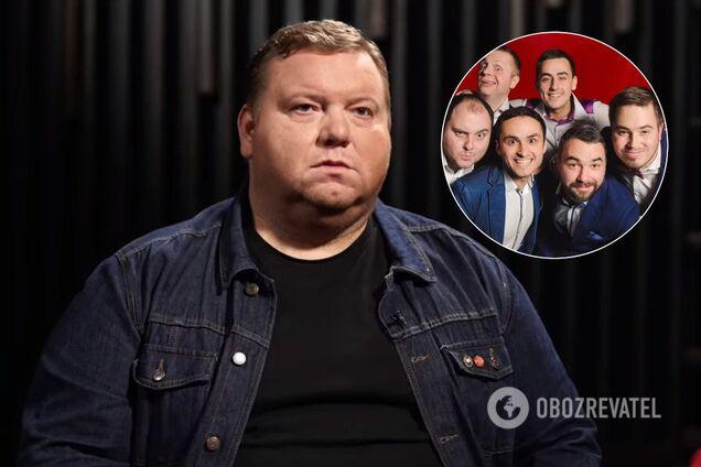 Дмитрий Колчин об украинских командах КВН