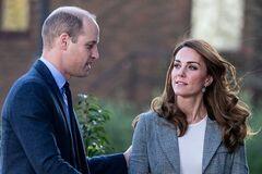 'Они ненавидят друг друга': CМИ прочитали язык тела Миддлтон и принца Уильяма