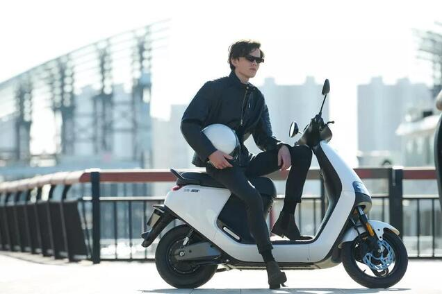 Электрический скутер Ninebot eScooter