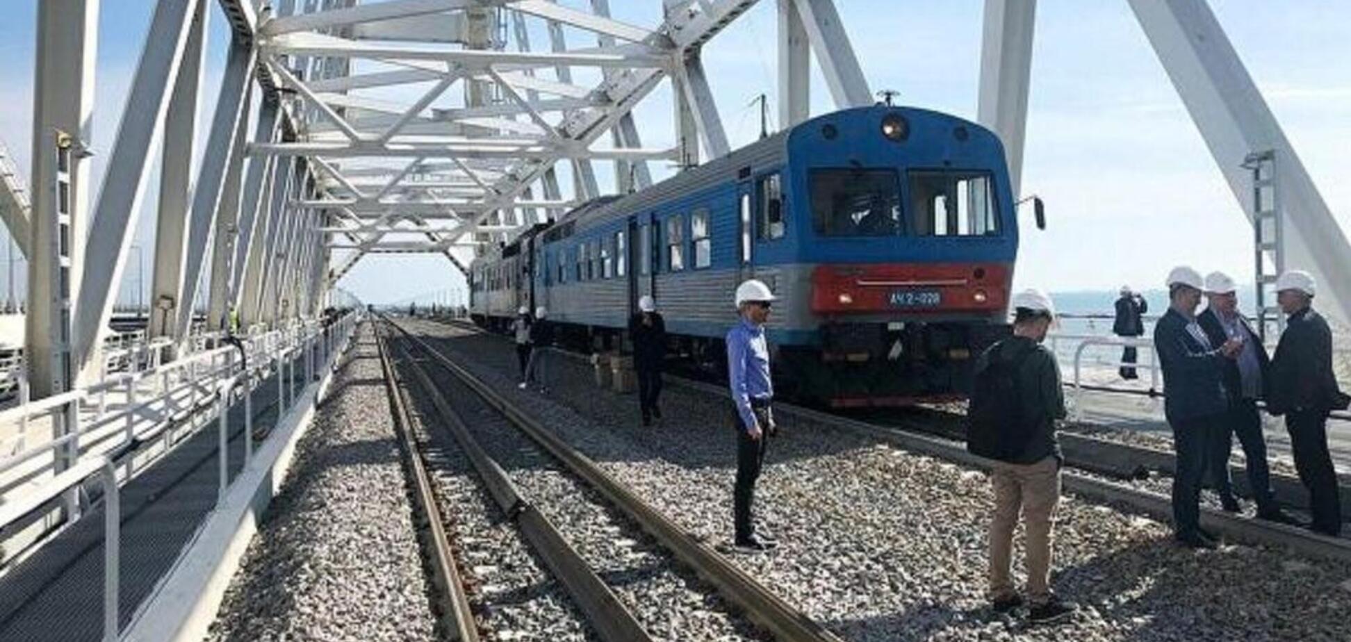 Кримський міст: окупанти заявили про нове свавілля