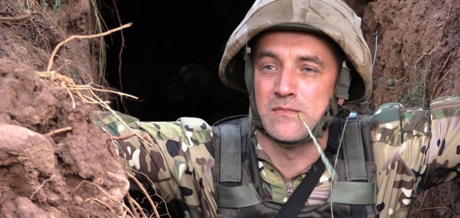 'ВКонтакте' наказал Прилепина за финансирование войны на Донбассе