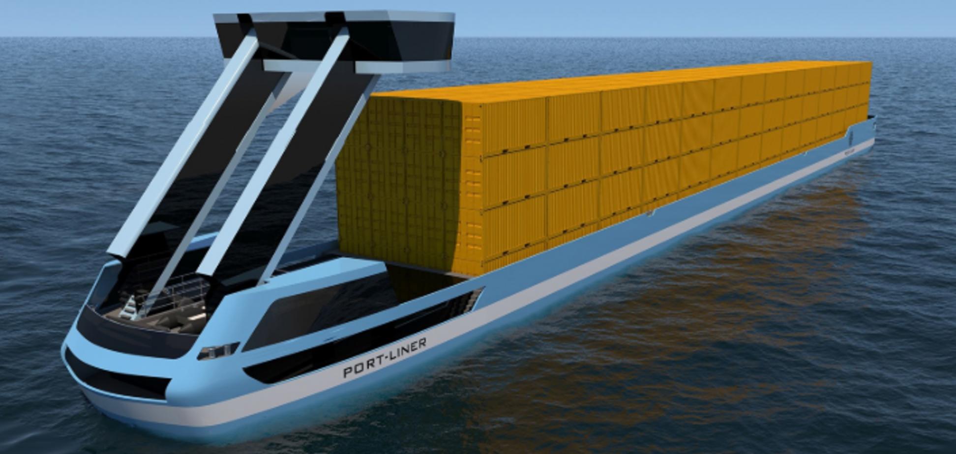 Самый большой порт Европы переведет суда на мобильные источники 'зеленой' энергии