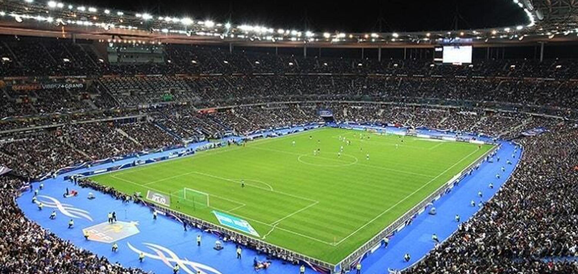 Стало відомо, де відбудеться матч Україна – Франція
