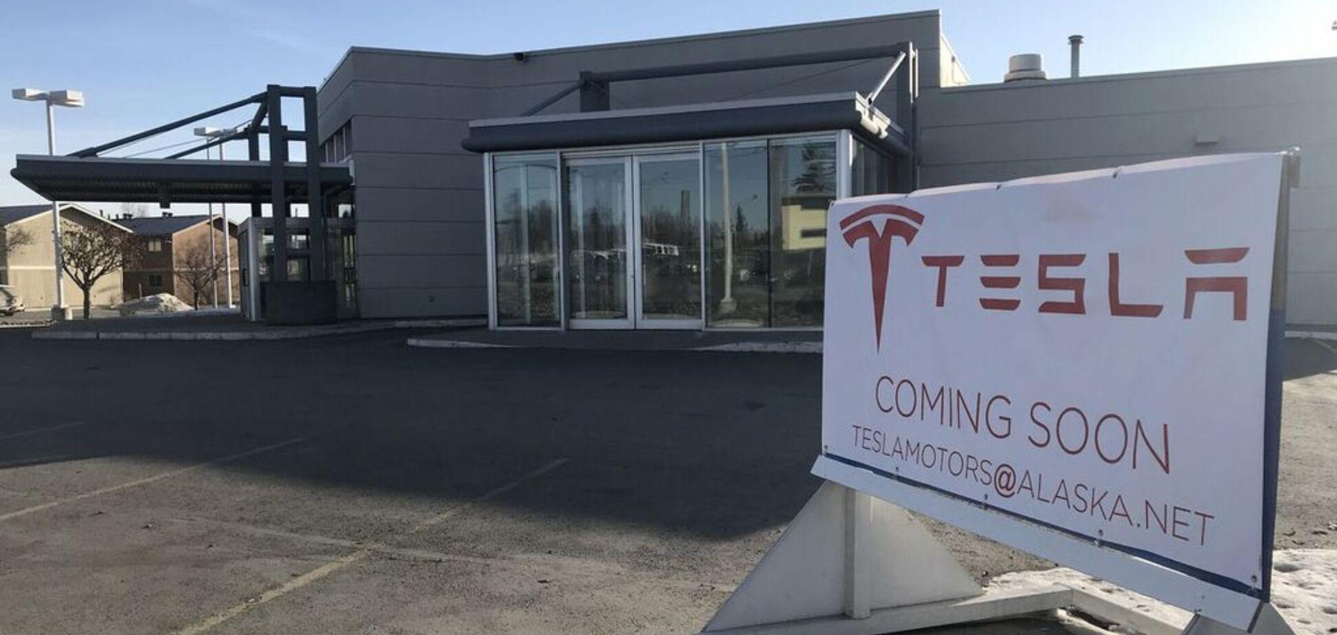 Удар по ископаемому топливу: Tesla построит на Аляске гигантскую батарею