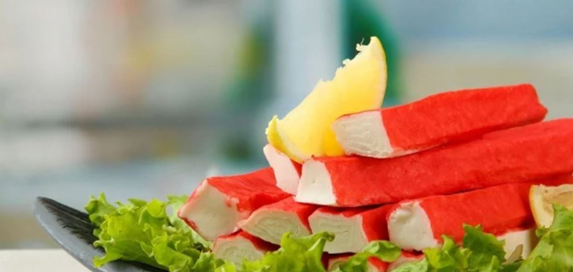 Рецепт неймовірно смачного салату з крабовими паличками без майонезу