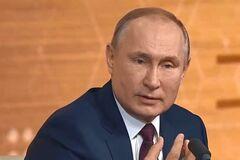 'Одне і те ж': Путін об'єднав росіян, українців та білорусів