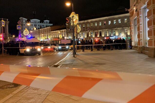 Стрілянина в центрі Москви