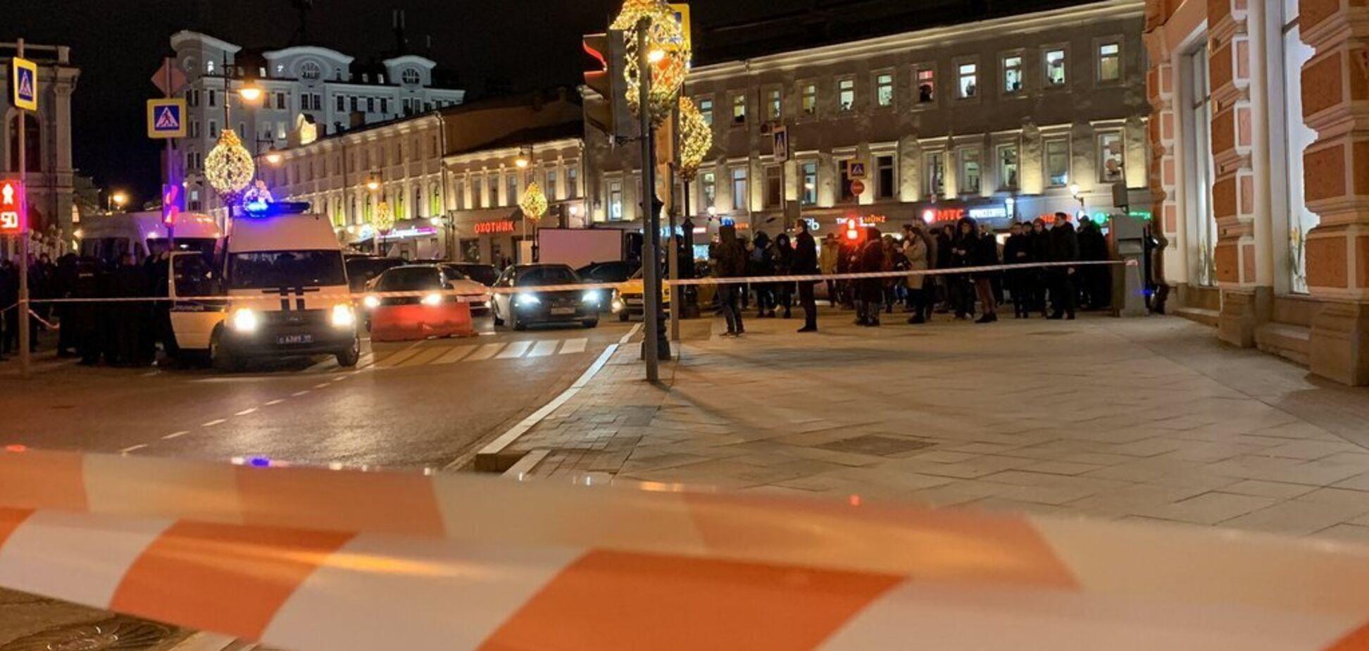 'Всемогущие проср*ли теракт в штаб-квартире': в сети бурно отреагировали на стрельбу в центре Москвы