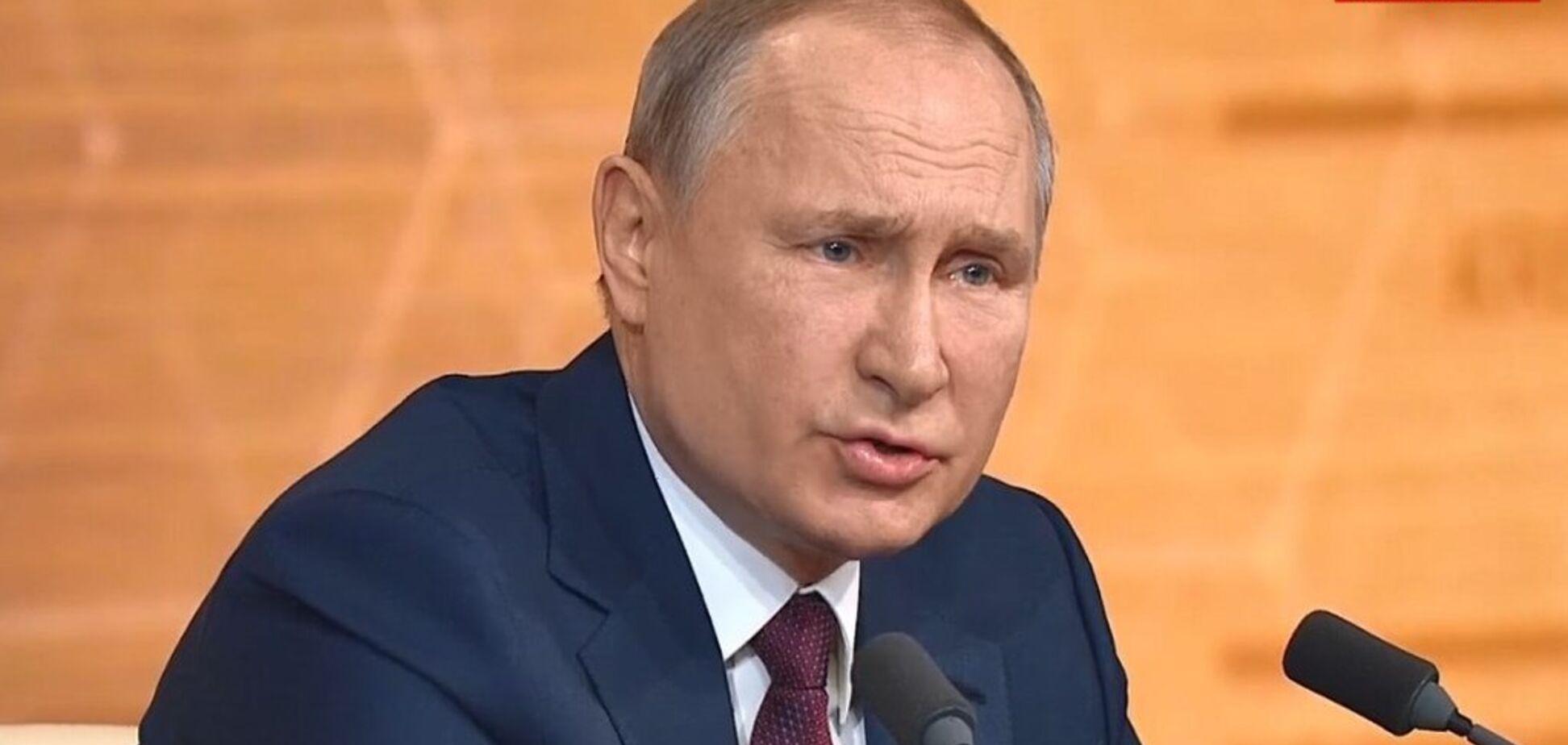 Особливий статус Донбасу: Путін різко висловився щодо закону
