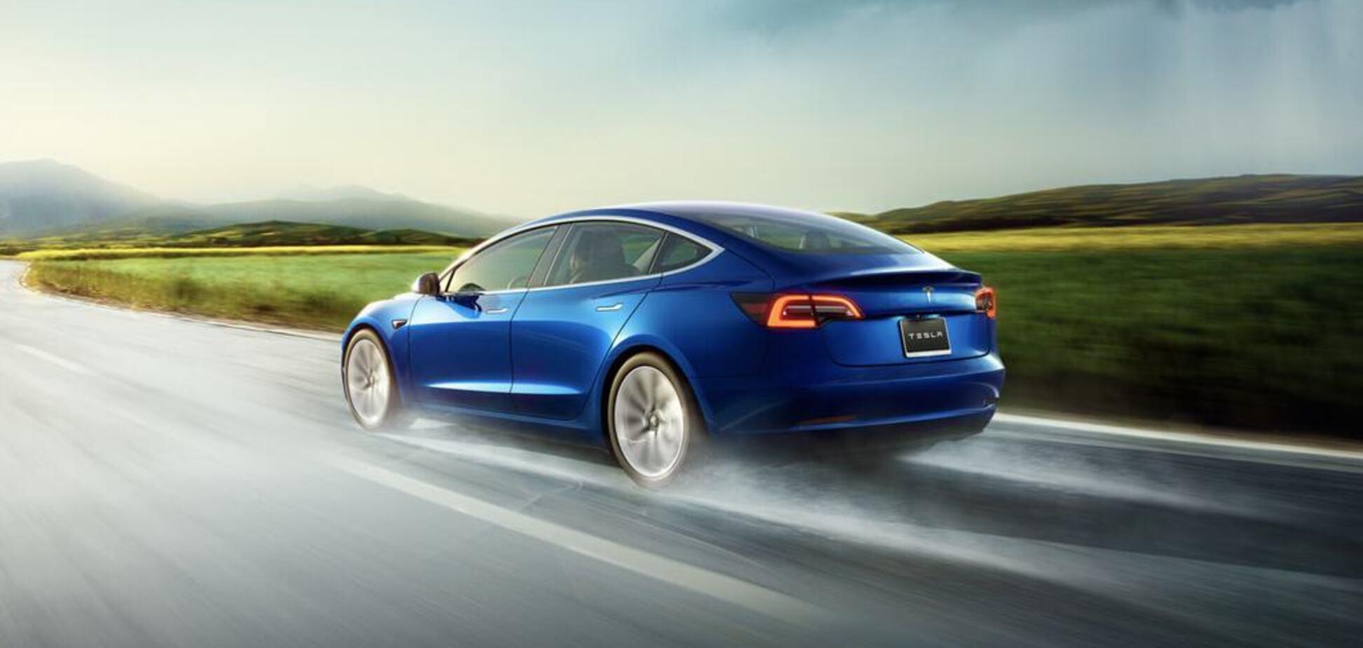 Электромобили Tesla Model 3 позволили делать быстрее: назван способ