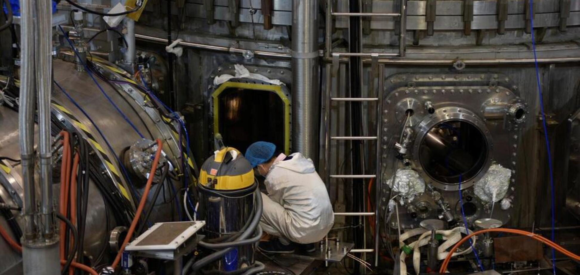 Невичерпне джерело чистої енергії: в Китаї анонсували запуск експериментального реактора