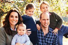 В сеть случайно слили редкое фото принца Уильяма и Кейт Миддлтон с детьми