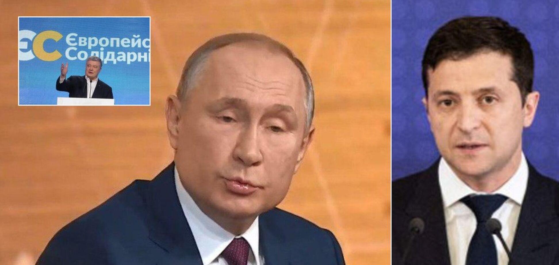 Путін замахнувся на українське Причорномор'я: від Зеленського зажадали реакції