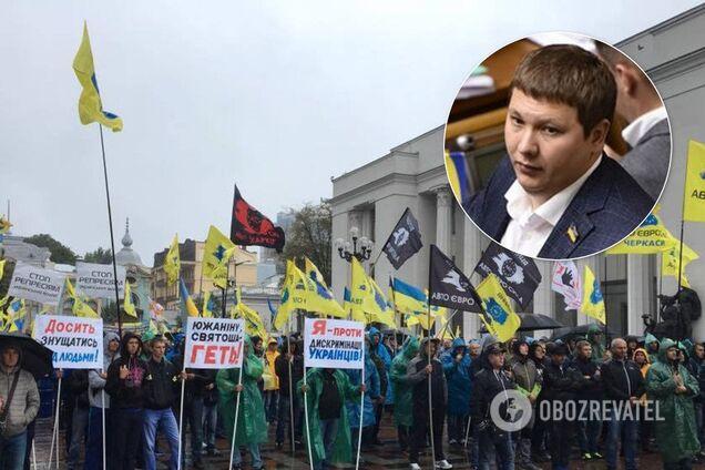 Вячеслав Медяник опозорился перед народом незнанием законов, за которые голосовал