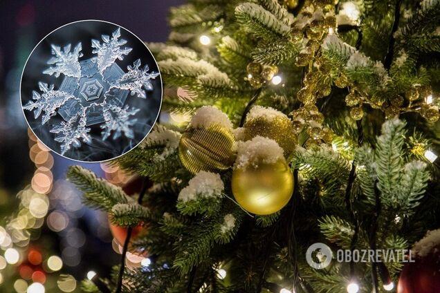 Погода в новорічну ніч в Україні буде аномально теплою