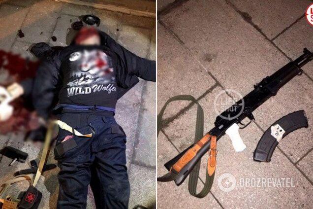 Фото вбитого терориста