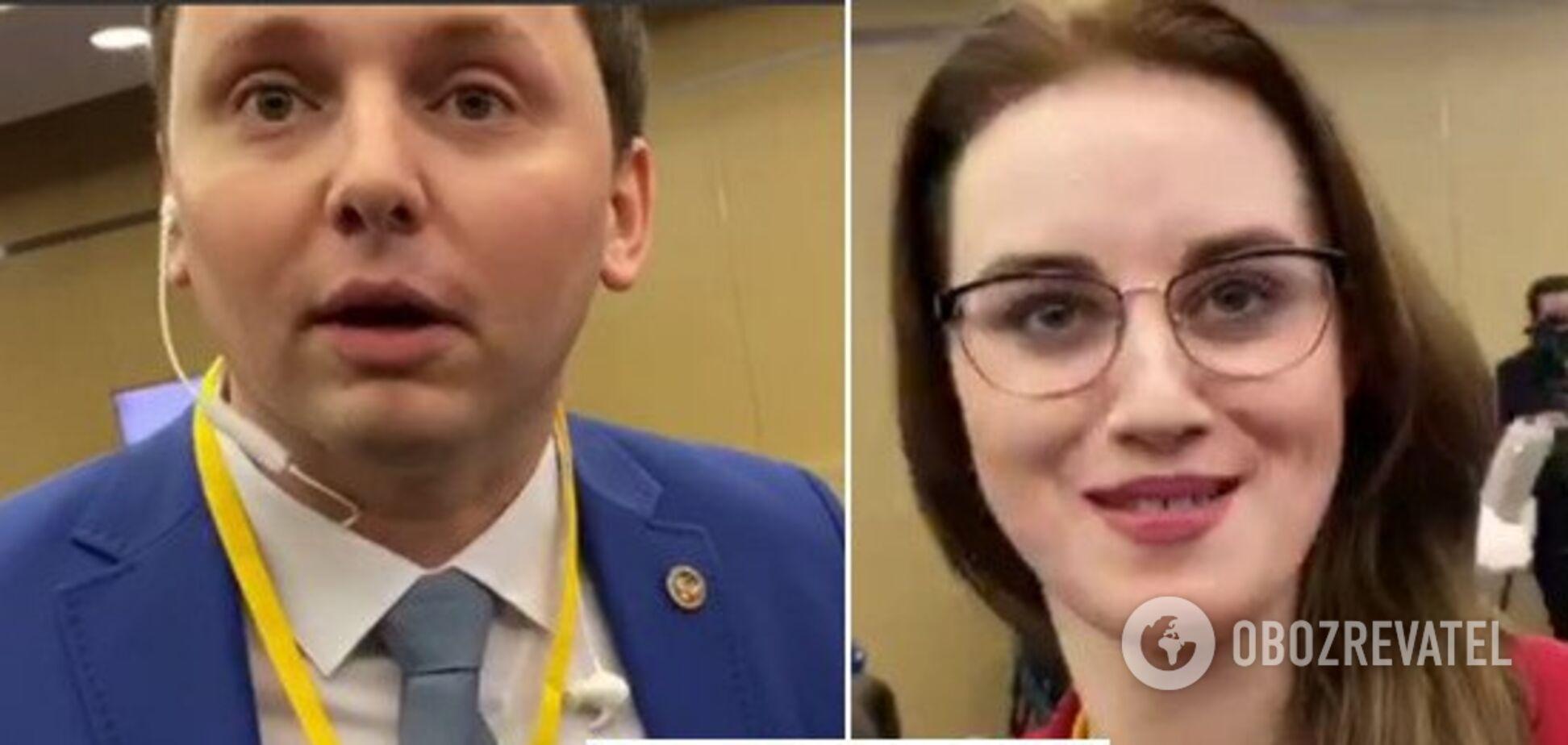 Цимбалюк і пропагандисти Л/ДНР