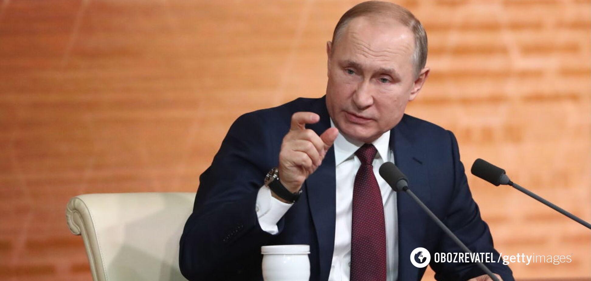 Путин дал большую пресс-конференцию: все подробности
