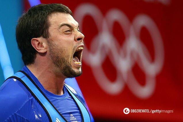МОК лишил Украину олимпийского 'золота'