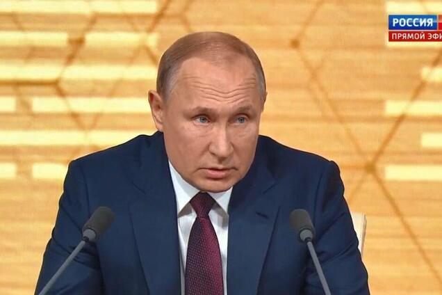 Путін висловився про Мінські угоди