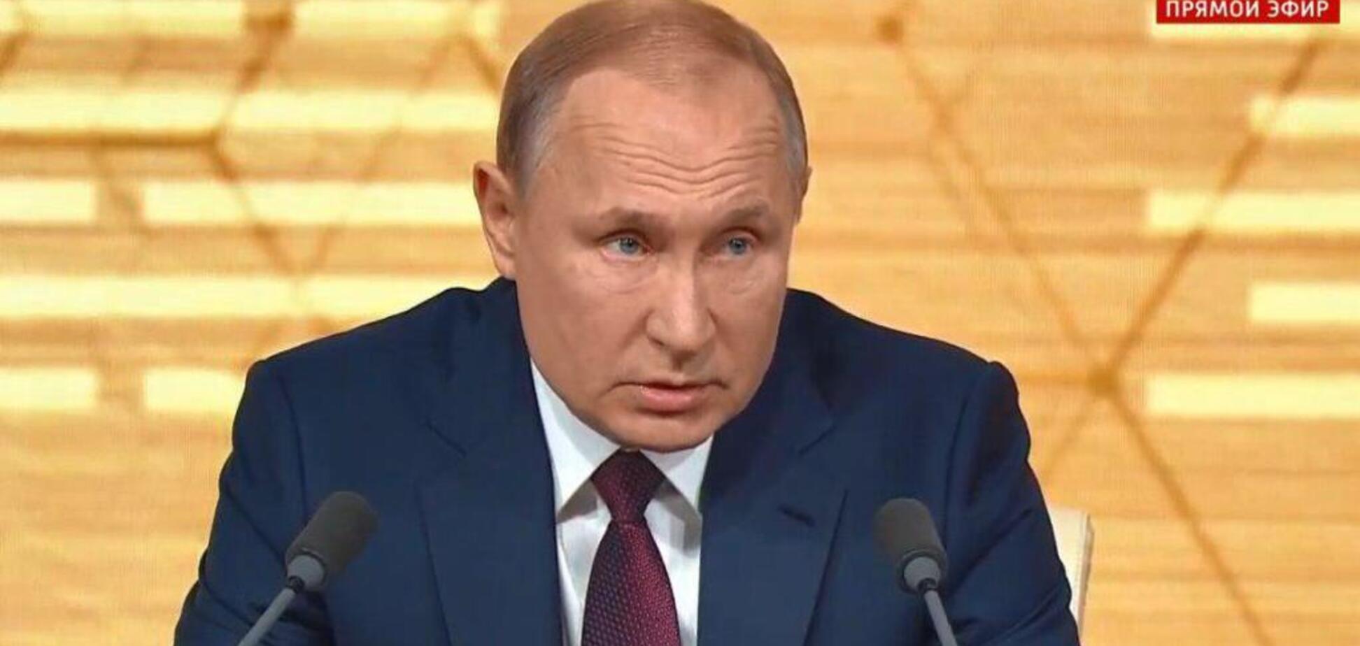 'Ситуація зайде в глухий кут!' Путін дав оцінку Мінським угодам