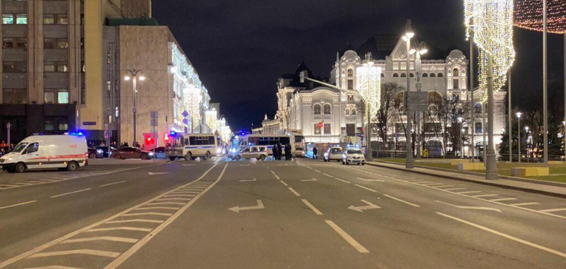 'Война' в центре Москвы: все подробности смертельной перестрелки у здания ФСБ