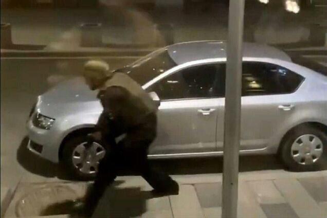Підозрюваний у скоєнні злочину