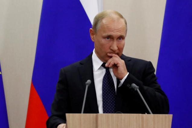 Путін показово уникнув відповіді про своїх дітей