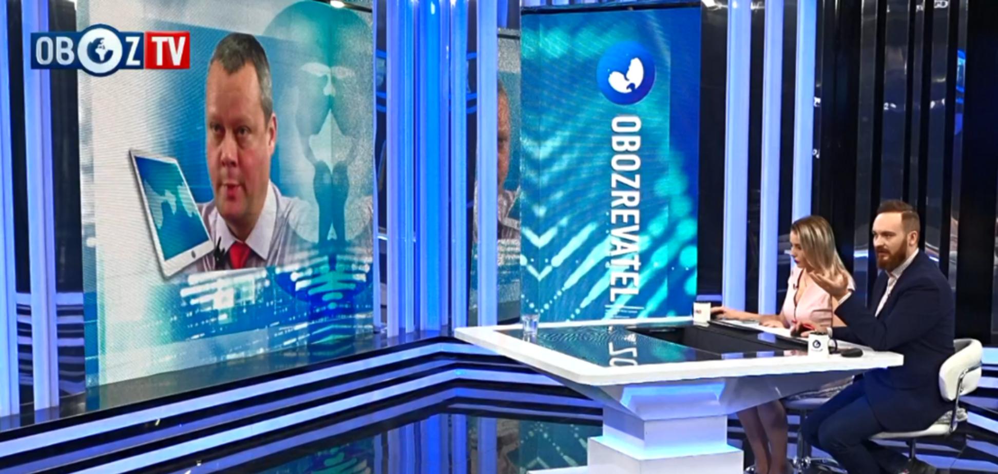 'Изображает царя': украинский журналист высмеял пресс-конференцию Путина
