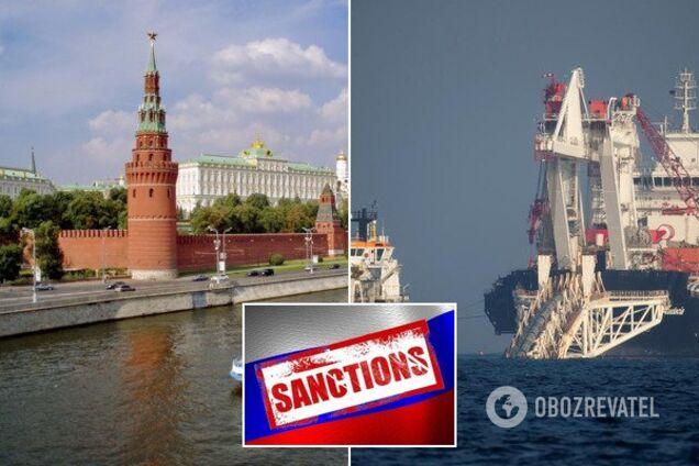 В России отреагировали на санкции
