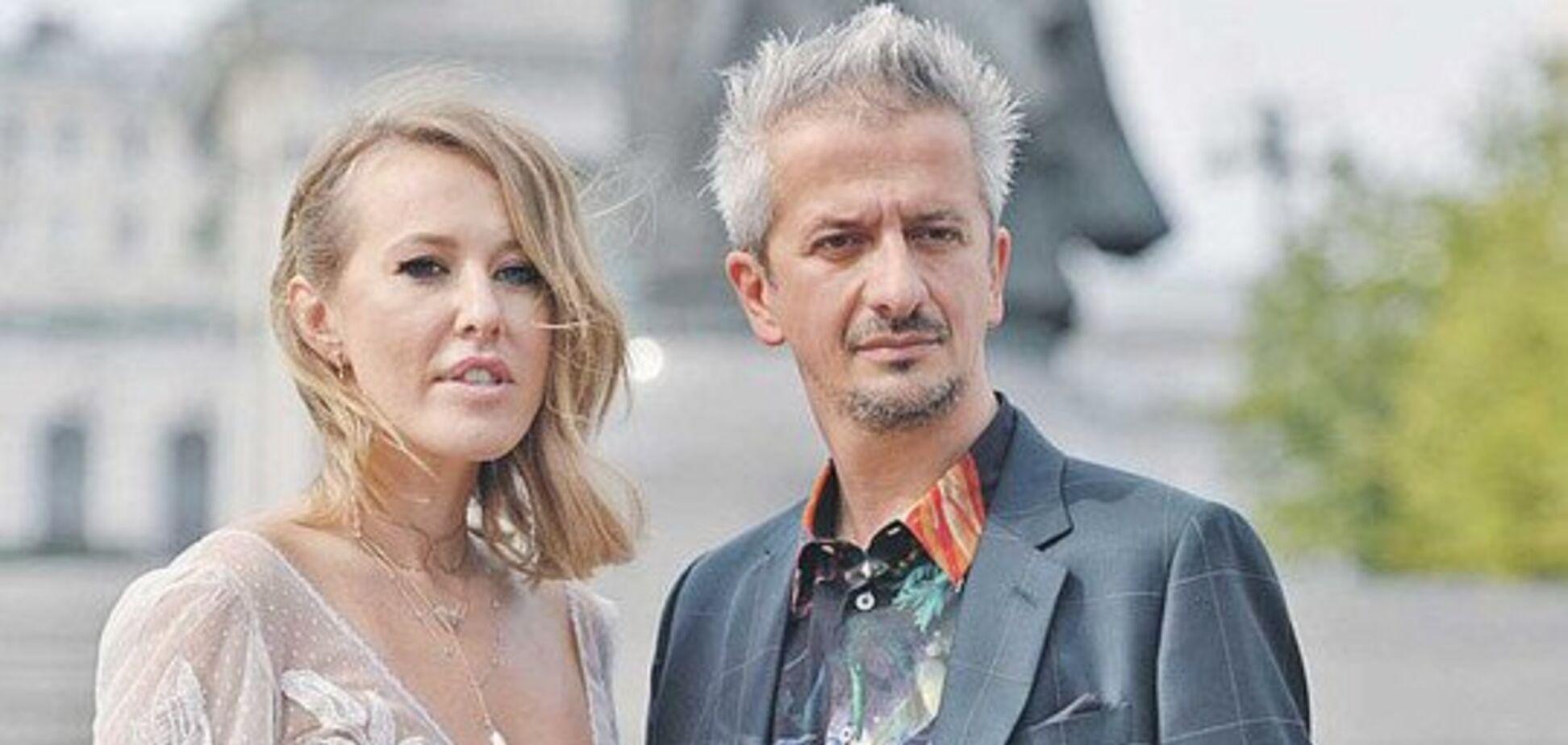 Не живут вместе: раскрылись подробности брака Собчак и Богомолова