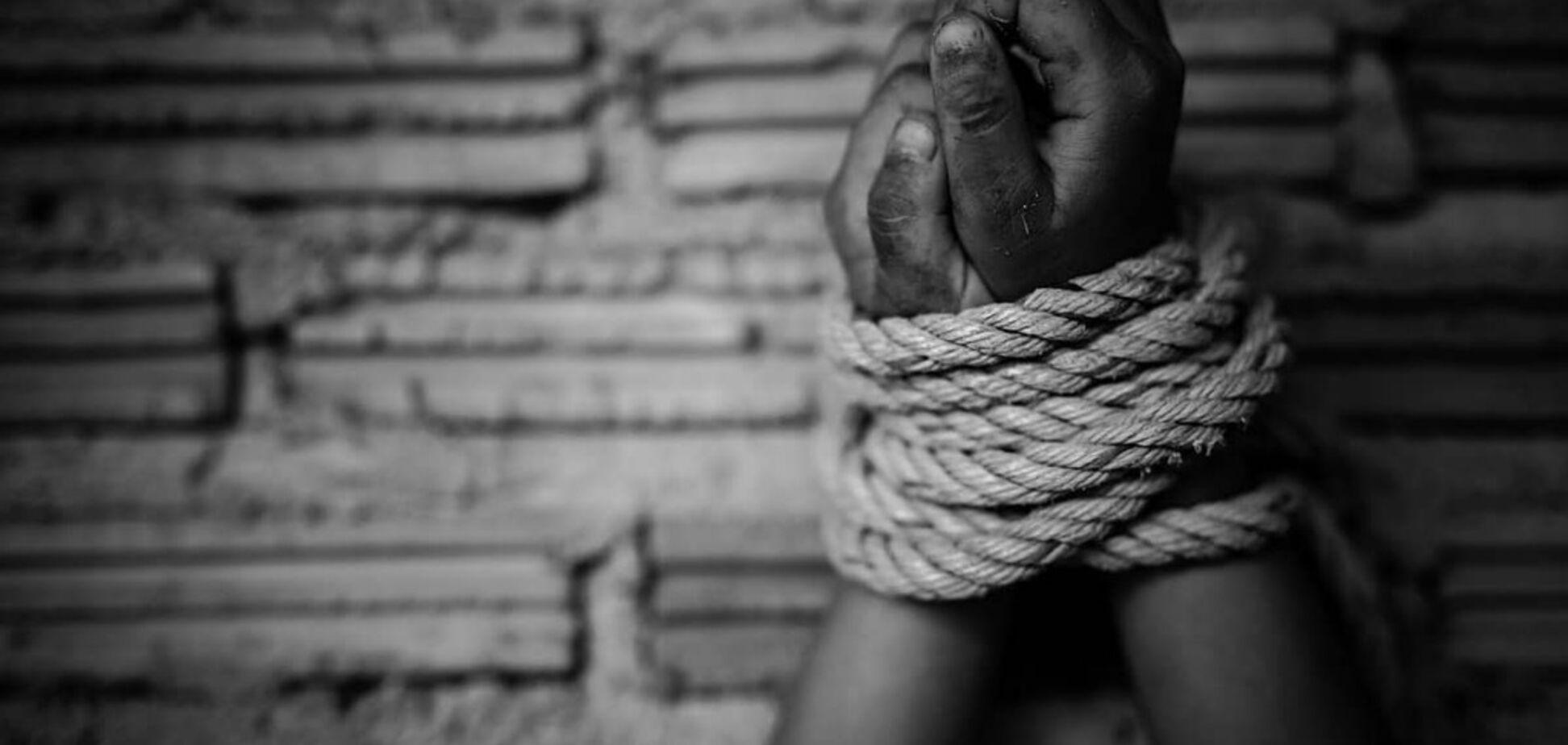 Україна в епіцентрі сучасної работоргівлі