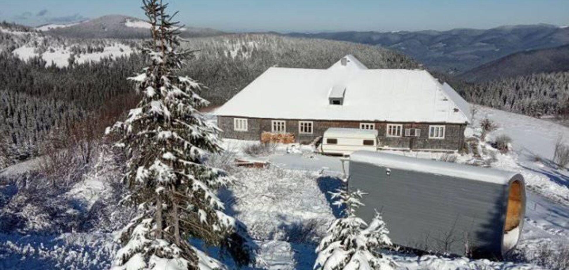 Українські Карпати засипало снігом: приголомшливі фото