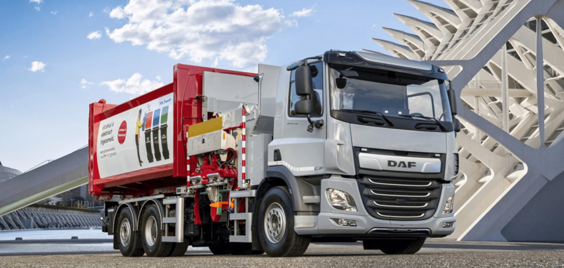 В Европе утилизацию отходов доверили сверхмощным электромобилям: фото