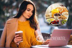 Лучше, чем кофе: диетолог назвала топ-10 бодрящих продуктов