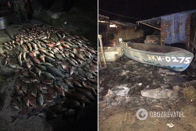 На київських рибпатрульних жорстоко напали