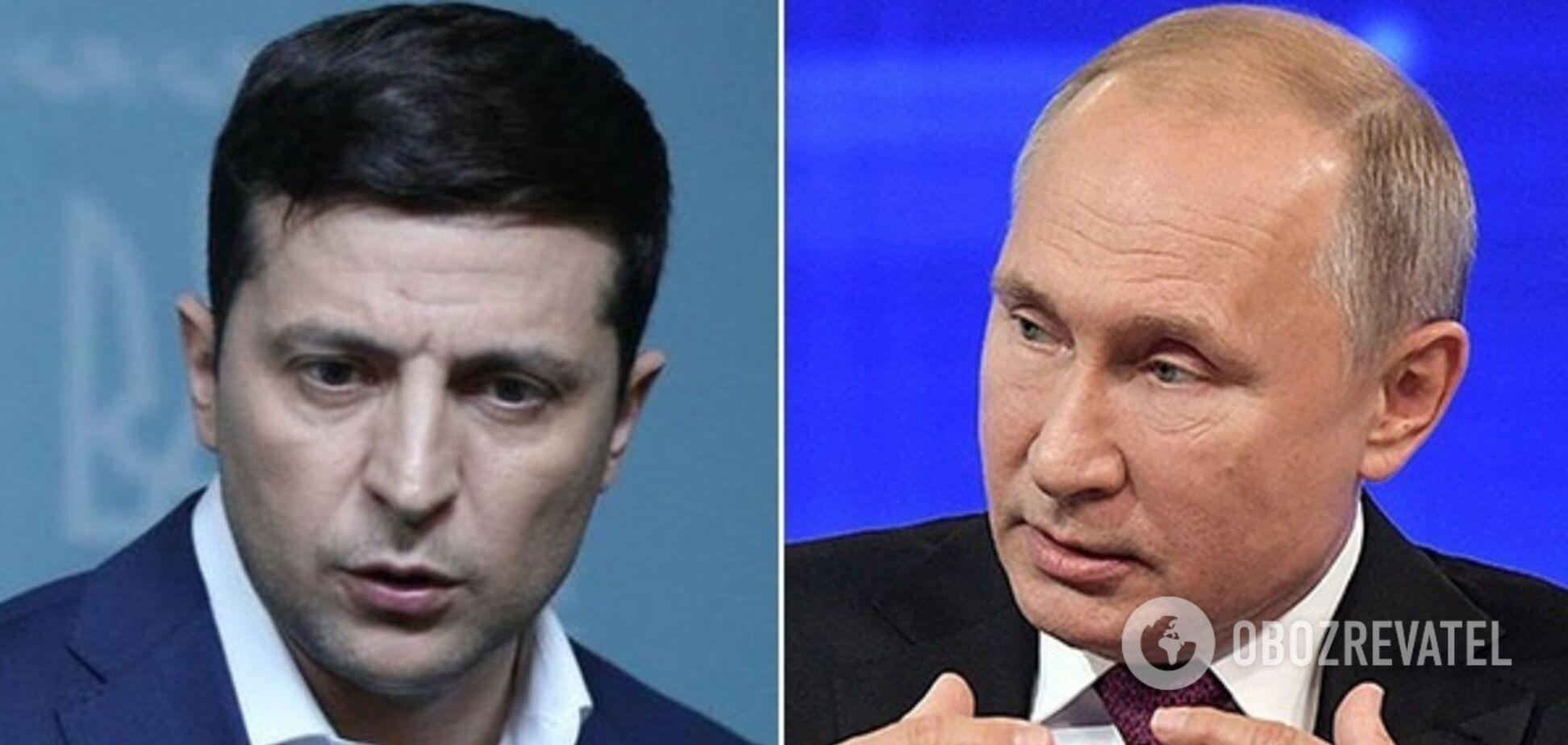 'Угоди не буде': у Путіна зробили різку заяву про переговори із Зеленським