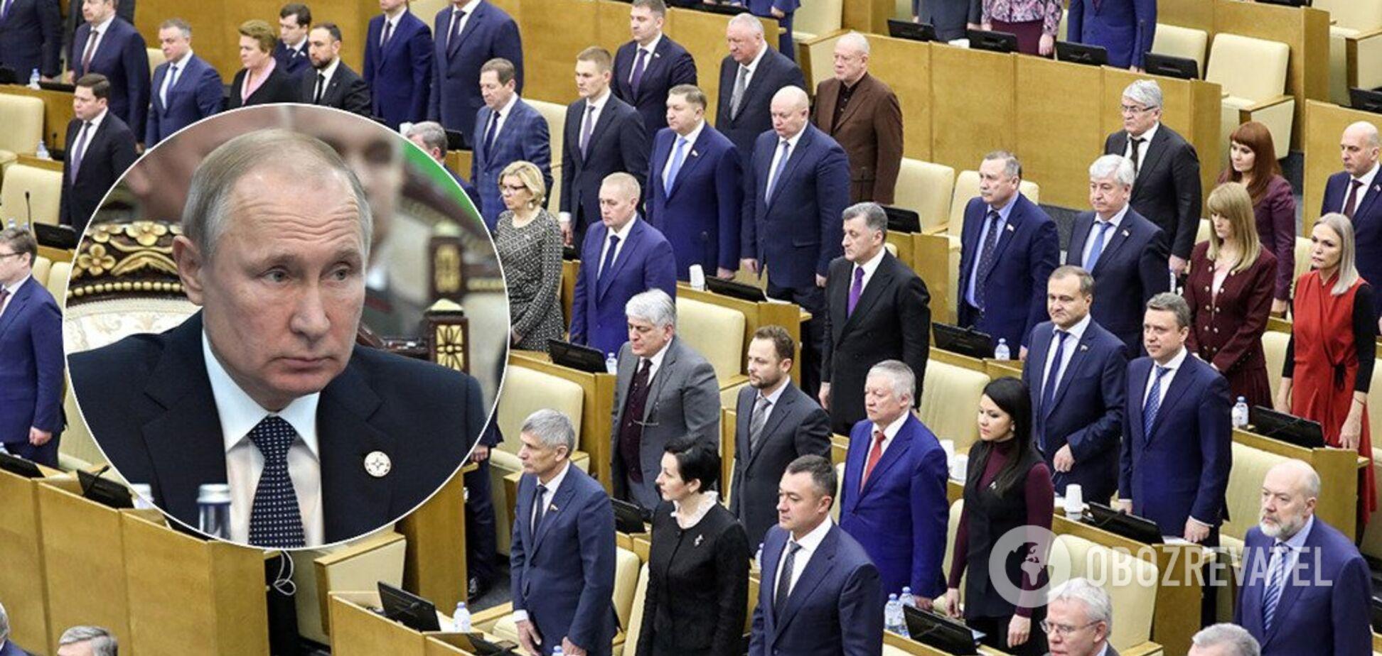 'У Кремлі паніка': в РФ пояснили скандальну заяву щодо України