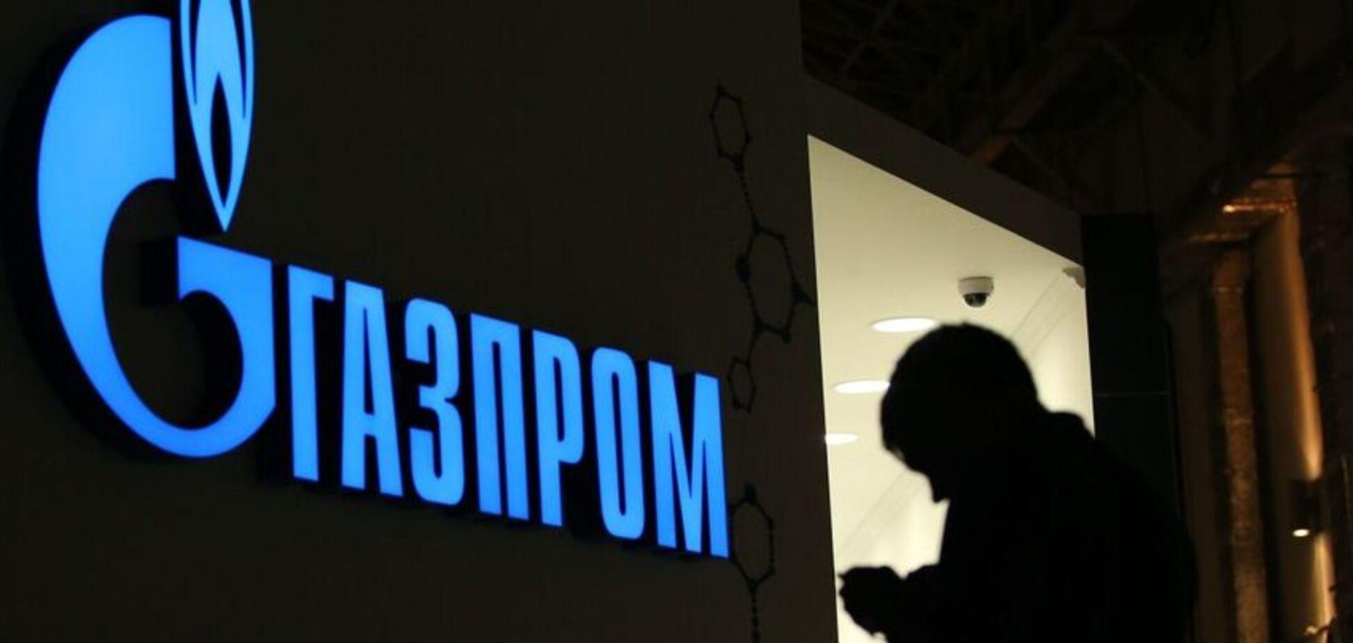 С такими темпами 'Газпром' может стать украинским