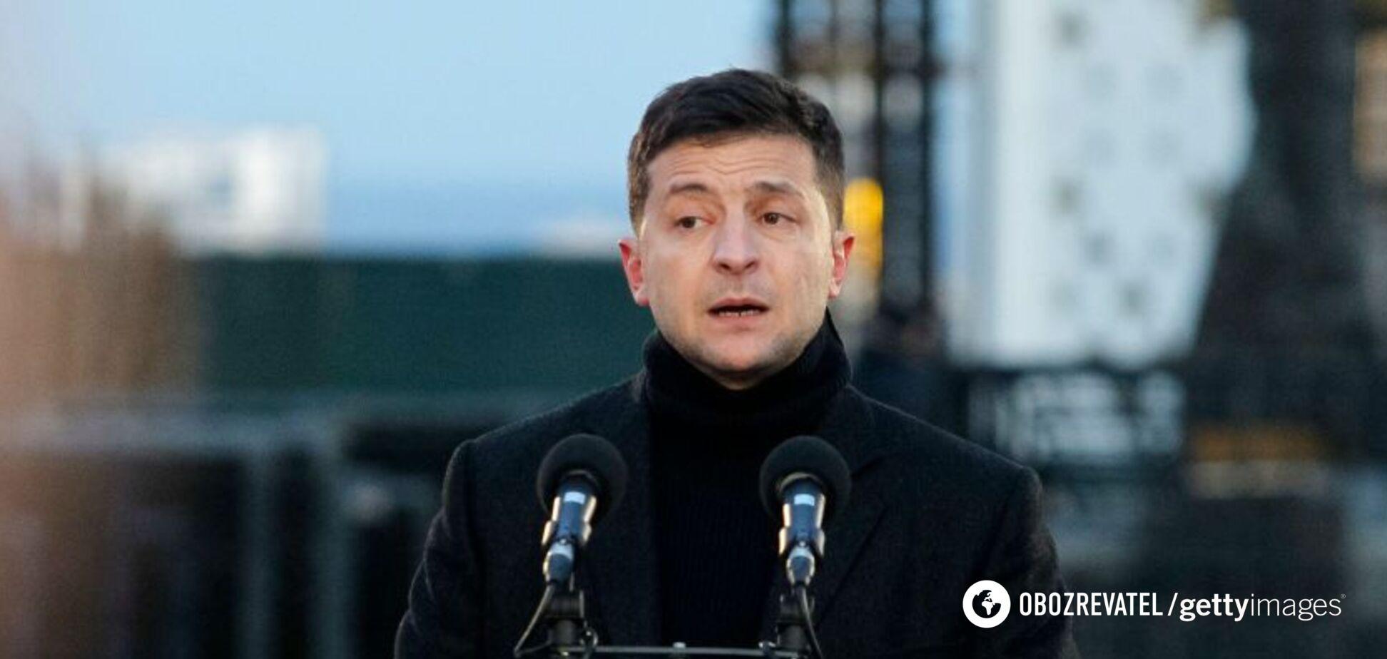 'Подарок не взяли': Зеленский отчитался о громком обещании перед украинцами