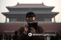 В Китае обязали сканировать лица при пользовании смартфоном