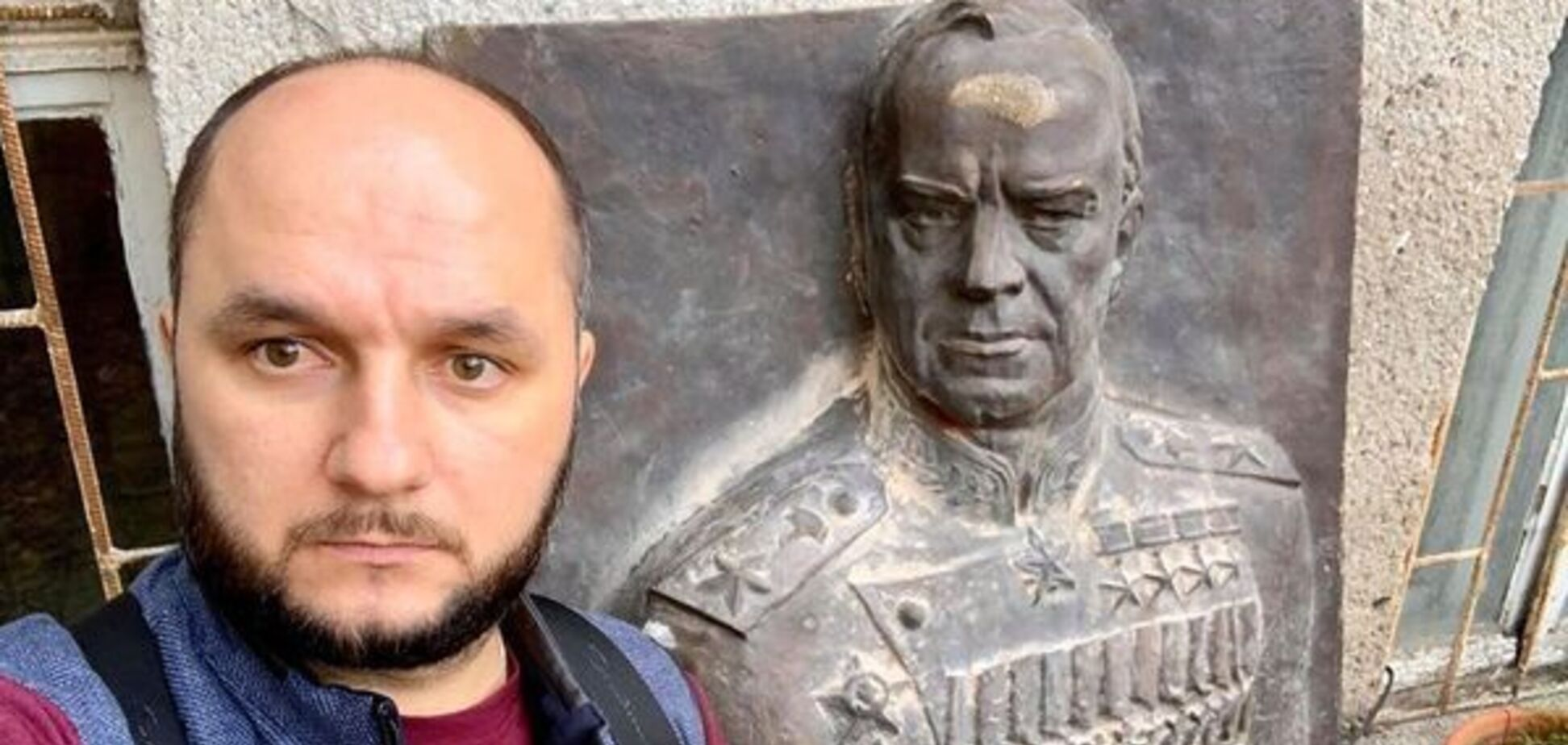 Богдан Гіганов внесений в базу 'Миротворця'