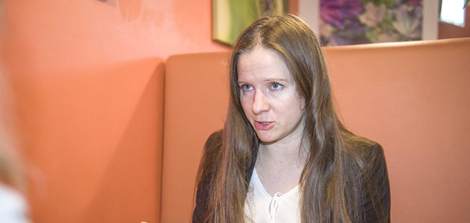 К голодовке Закревской присоединилась известный волонтер