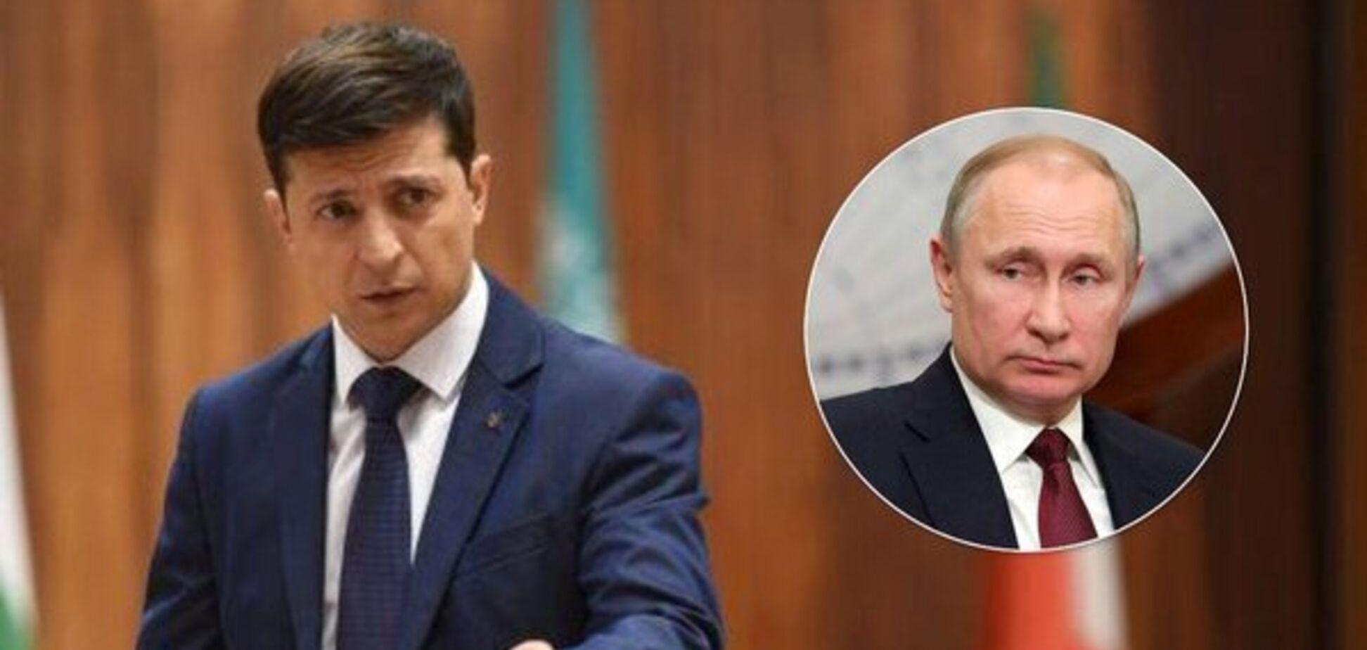 Путин с помощниками бьют копытами. Но их интересует не Донбасс