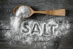 Названі продукти харчування, які містять багато солі
