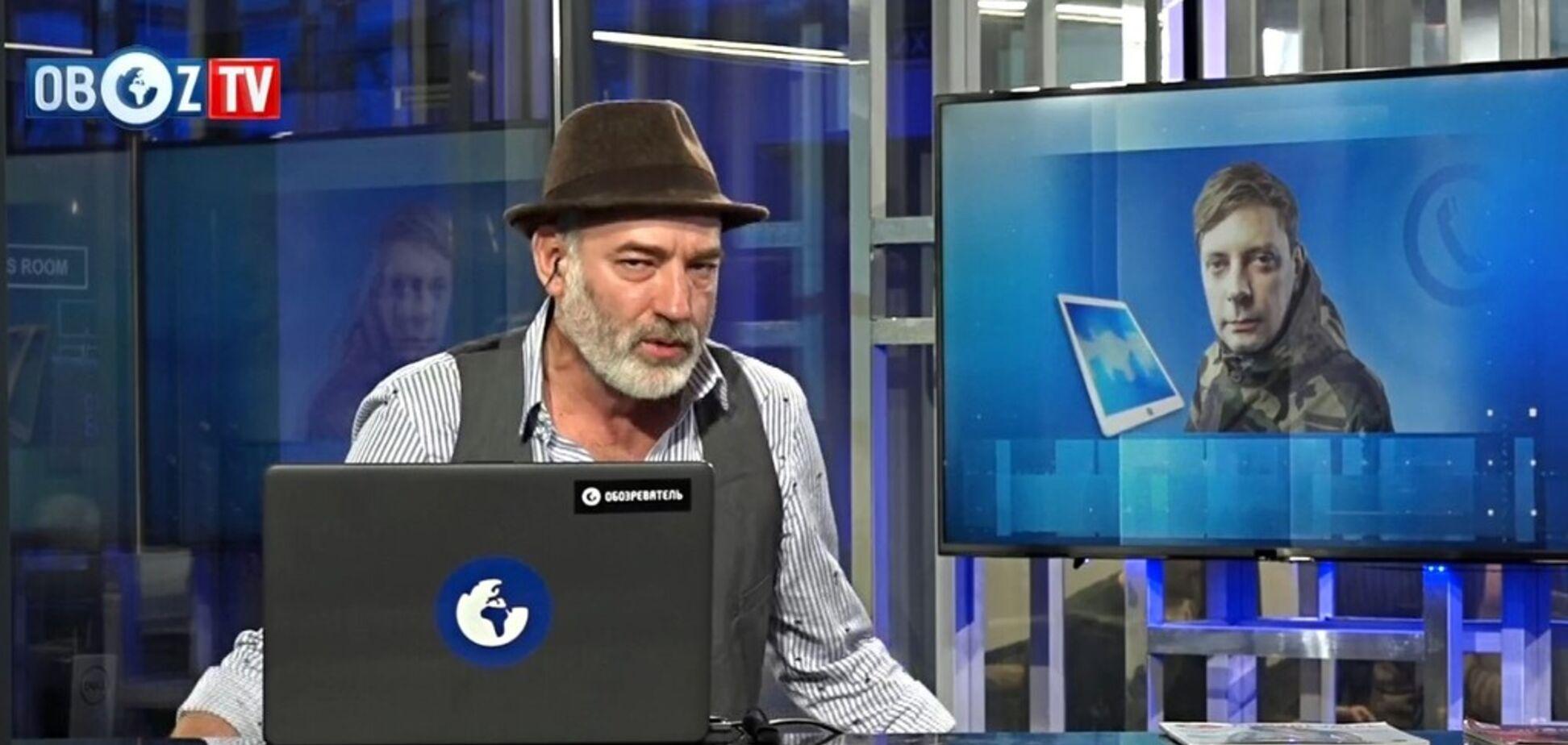 'Правый сектор' не причастен к покушению на Соболева: спикер освободительного движения
