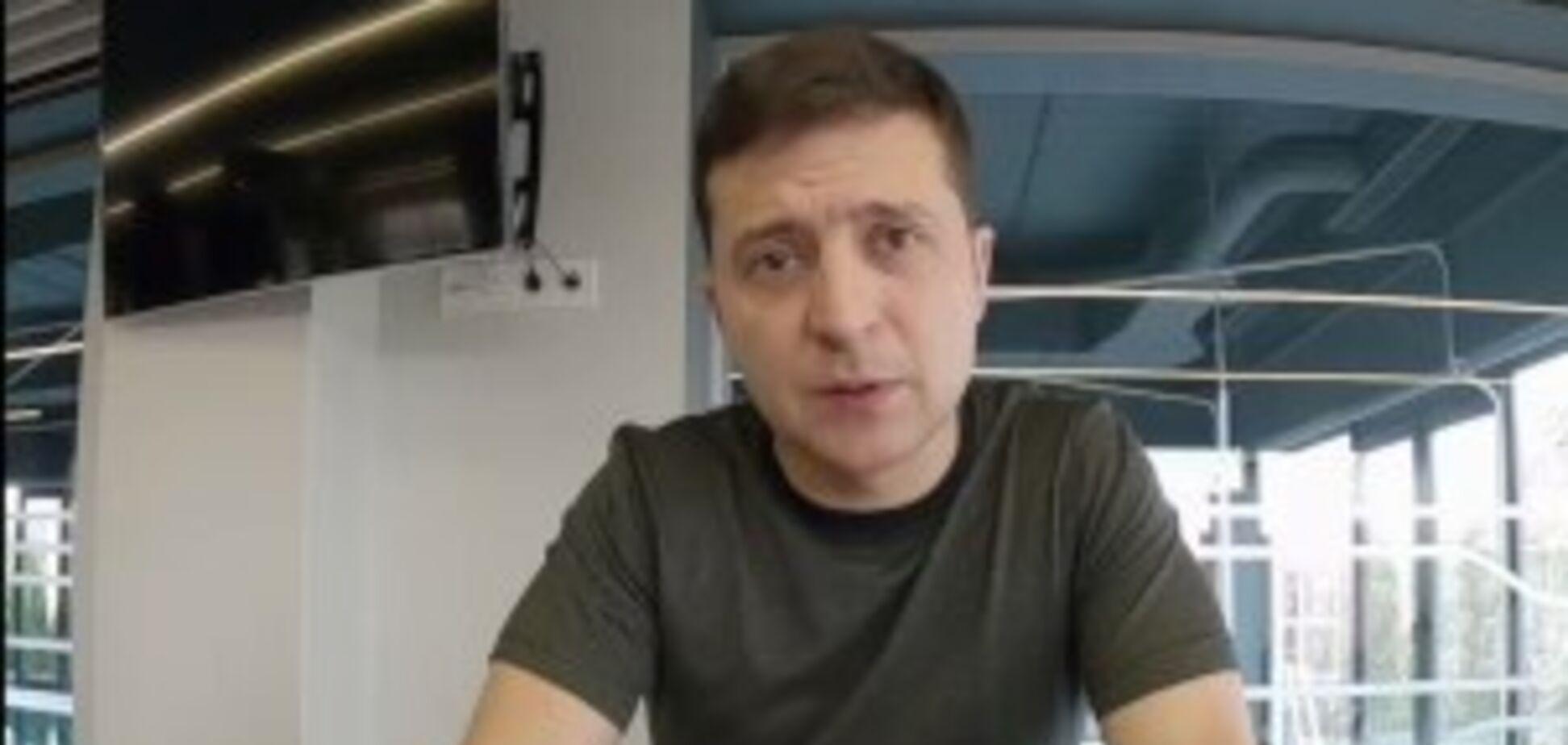 Про Путіна та дешеві тарифи: Зеленський звернувся до українців зі спортзалу