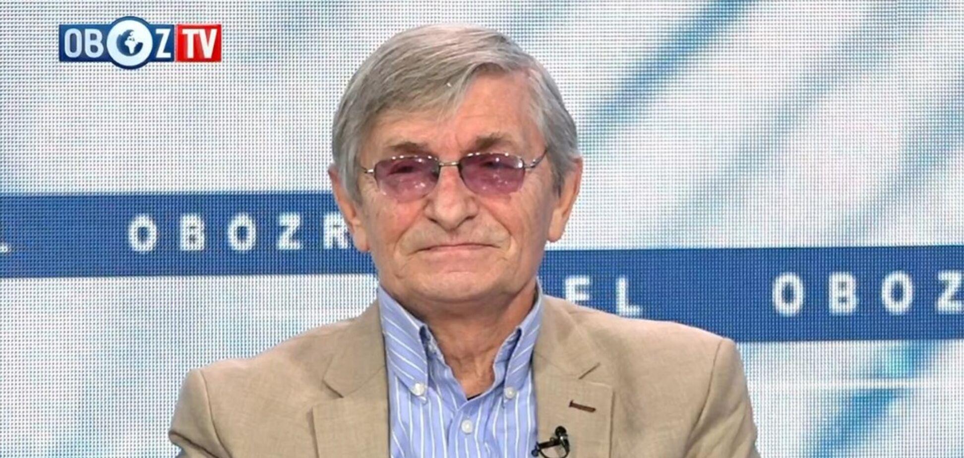 Сенцов матиме вищий рейтинг за Зеленського вже через рік: соціолог