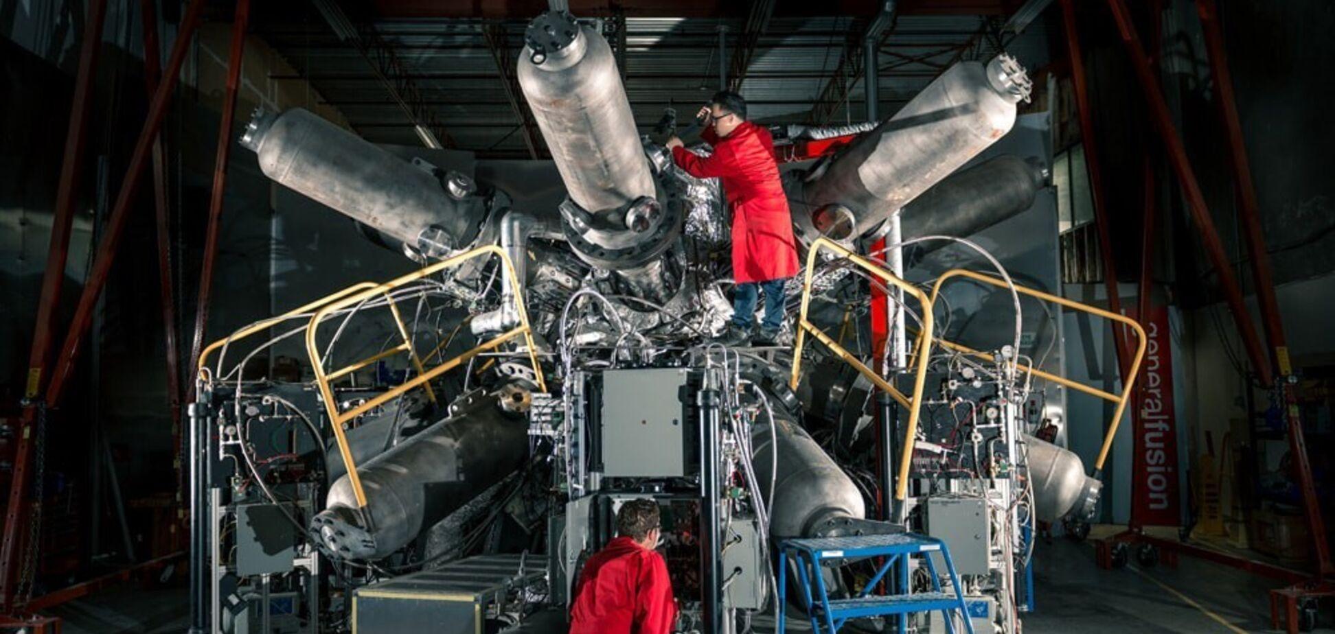 Прорыв в ядерном синтезе: в Канаде начали создание реактора нового типа