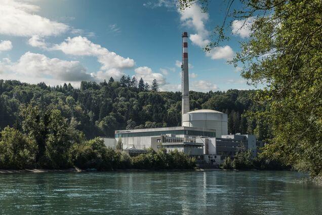 Атомная электростанция в коммуне Мюллеберг